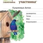 Кузьминых Антон