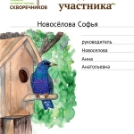 Новоселова Софья