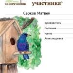 Серков Матвей