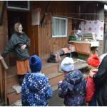 Воспитанники Речкаловского детского сада